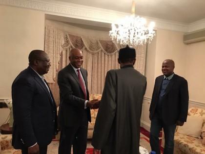 What We Discussed With President Buhari During Visit – Speaker Dogara