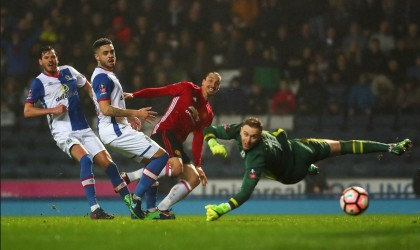 FA Cup Fixtures As Ibrahimovic Sends Manchester United To FA Cup Sixth Round
