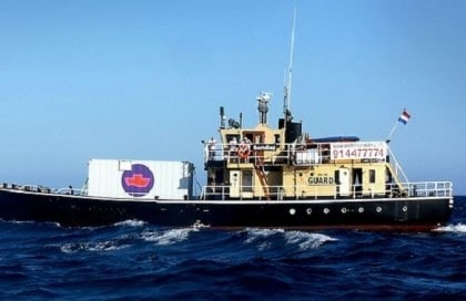 Guatemala Expels Dutch 'Abortion Ship' Carrying Activists