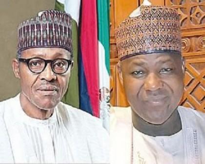 President Buhari Calls Speaker Dogara