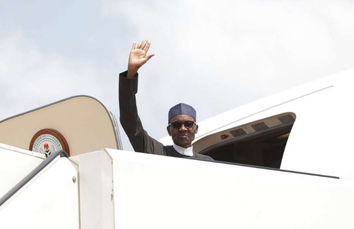 President Muhammadu Buhari Proceed to London on Private Visit