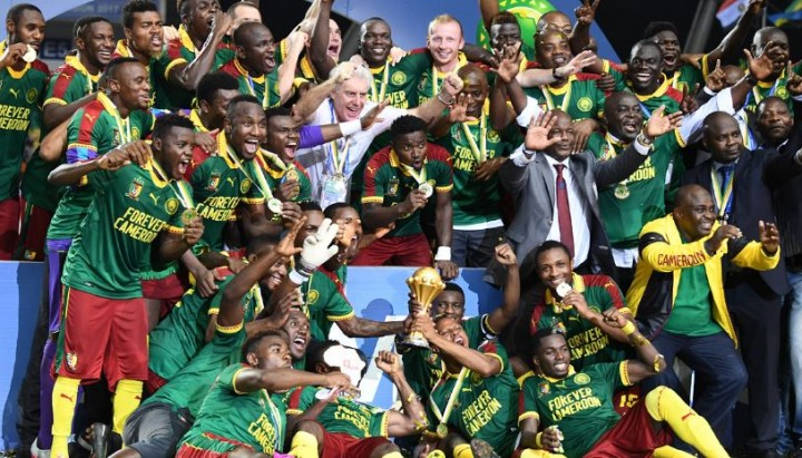 Cameroon Indomitable Lions Are #AFCON2017 Champions