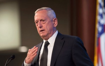 U.S Defense Chief Says Military Not In Iraq To Seize Oil