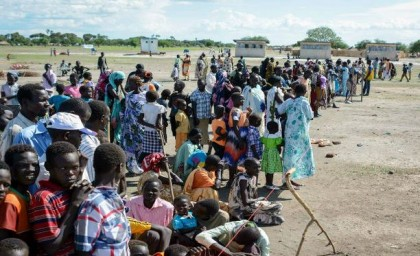United Nations Declares Famine In South Sudan