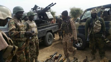 Troops Recover Shilka and Gun Truck From Fleeing Boko Haram Terrorists