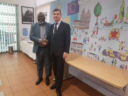 European Union Vice President Commends NCC On Transparency