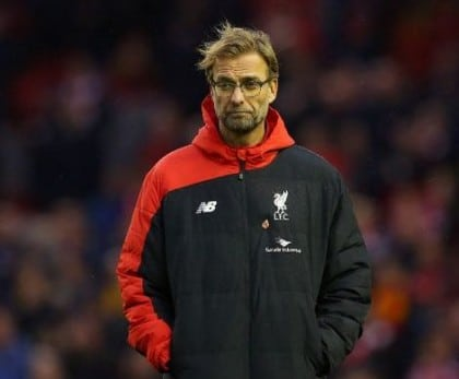 My Future At Liverpool Is On The Line – Jurgen Klopp