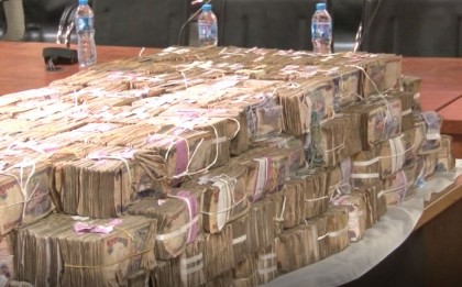 Police Recover One Hundred and Eleven Million Naira (N111,000,000) in Rivers State