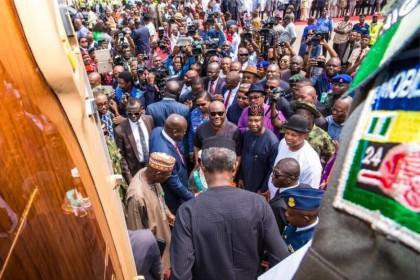 President Buhari Wants A Much Better Deal For Niger Deltans – VP Prof. Osinbajo