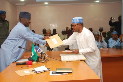 Nasarawa State Gets New SSG and Head of Service