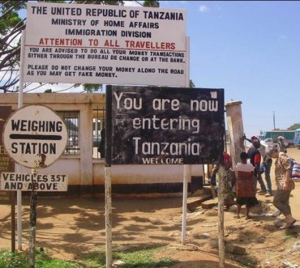 Tanzania Government Reads Riot Act To Foreigners