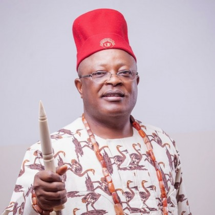 Dave Umahi Elected as Chairman South-East Governors' Forum