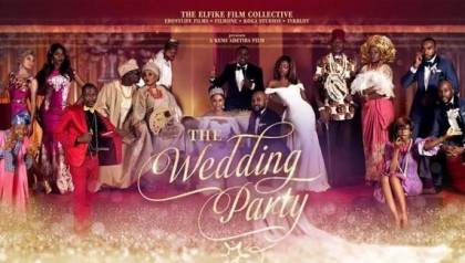 """Record-Breaking Party For The Movie """"The Wedding Party"""""""