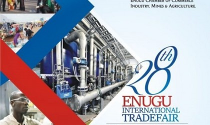 28th Enugu International Trade Fair: Job seekers throng fair ground