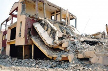 Update on Collapsed Three-storey Building in Anambra state