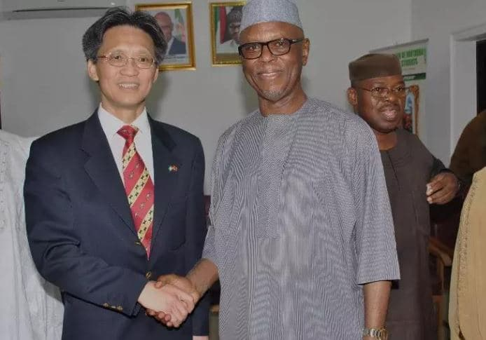 China Seeks APC's Support On One Policy, PDP More Drama Arises