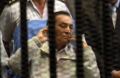 BREAKING: Hosni Mubarak Released After Six Years In Detention