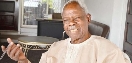 Saraki Mourns Gen. Adeyinka Adebayo, Says 'He Was A Fine Officer'