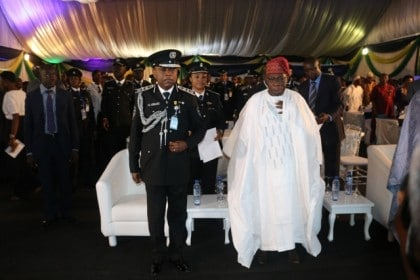 Obasanjo Did Not Storm Out Of Police Event – Zone 2 Headquarters