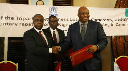 FG is committed to safe return of Nigerian refugees in Cameroon says Interior minister
