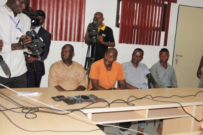 High Chief, 3 Others Among Notorious Fraudsters Syndicate Arrested