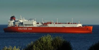 Nigeria LNG La Mancha Knutsen Escapes Pirates Attack 90 Miles of Port Harcourt