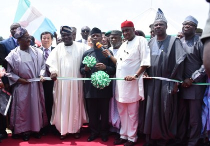Full Text of Acting President's Remarks at Ground breaking ceremony of Lagos-Kano Railway modernization project