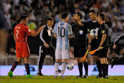 FIFA Hits Messi With International Ban For Insulting Words
