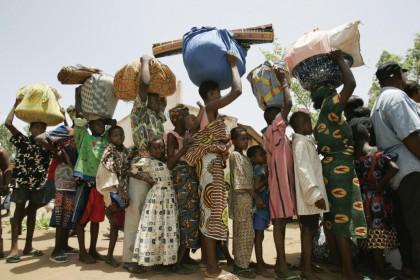 Nigerian Refugees Forcefully Returned From Cameroon