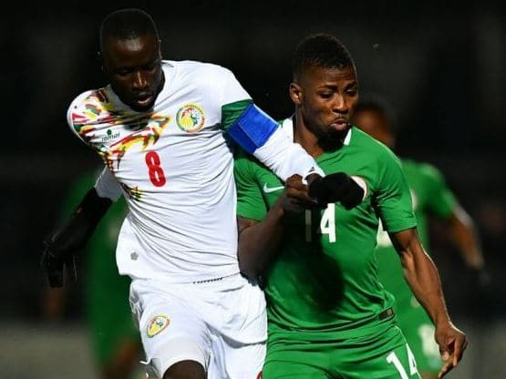 #NGASEN: Iheanacho Saves Super Eagles From Senegal's Early Goal