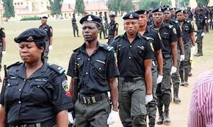 Nigeria  Police :28, 627 Officers Promoted to their next rank