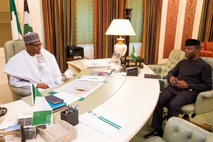 Q&A With VP Osinbajo After Handing Over Power To President Buhari