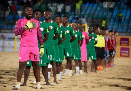 Bahamas 2017:Nigeria's Super Sand Eagles prepare for return to world stage