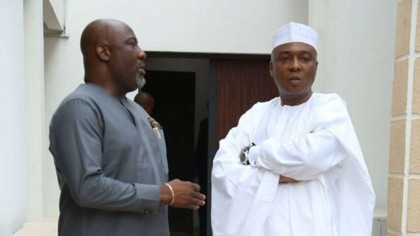 #BREAKING: Senate To Investigate Saraki and Melaye Over Alleged Fake Car Documents and Certificate Scandal