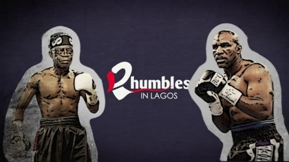Soyinka To Referee Bola Tinubu Evander Holyfield Boxing Bout in Lagos