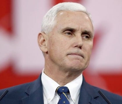 U.S. Vice President Exposed In Email Saga