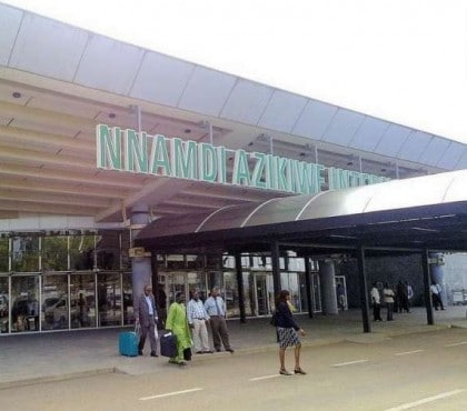 Nnamdi Azikiwe International Airport Abuja Closed, Kaduna Airport Set For Operations