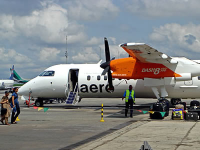 Aero Contractors Enters Redundancy Fires 900 Staff