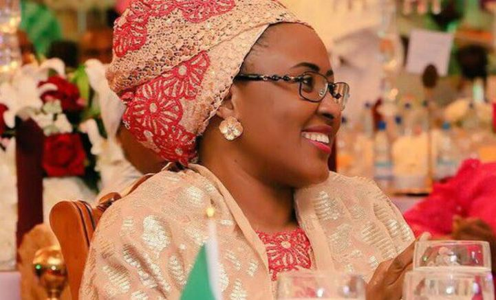 #womensday: Aisha Buhari Challenges Stakeholders On Gender Parity