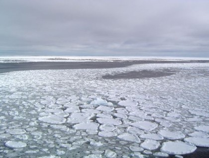 Climate Change: Arctic Sea Ice May Disappear