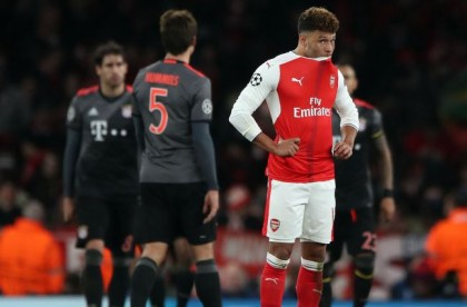 UEFA Champions League: Arsenal's 5-1 Lose, Leaves Fans And Players In Disarray