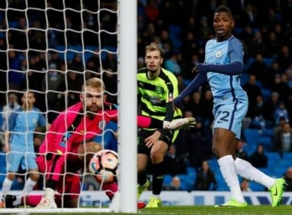 Iheanacho Returns To Scoring Ways In Manchester City FA Cup Romp