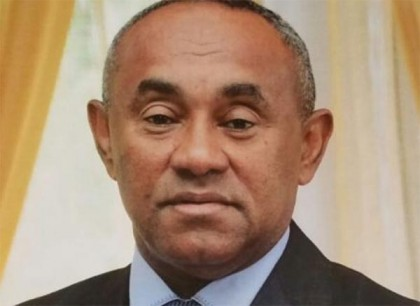 Ahmed Ahmed  CAF President Elect