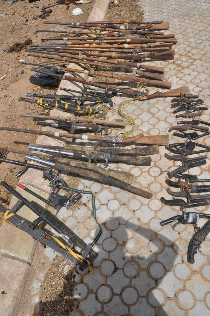 Disarmament Efforts In Zamfara State Yields More Results