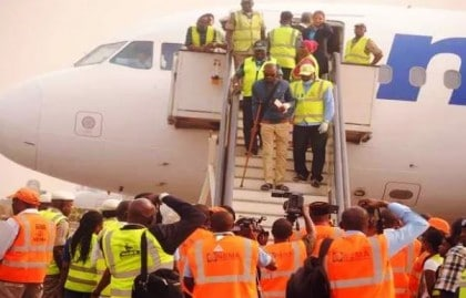 Another 180 Nigerians To Return Home From Libya