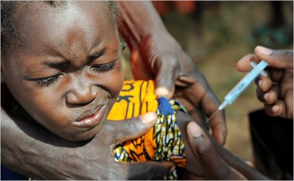 meningitis-A-vaccine-being-administered-on-African-child