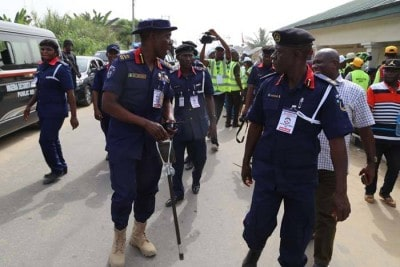 NSCDC Rescues 19-Year-Old Lady That Escaped From Sambisa
