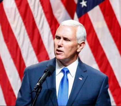 "U.S. Vice President Defends Action: ""There's no comparison whatsoever To Clinton's Use Of Email"""