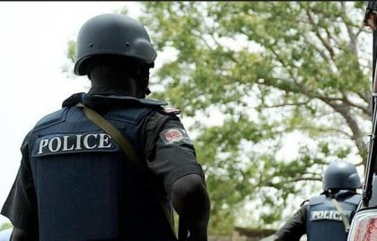 Police Carries Out Operation To Halt Peace Corps And Other Illegal Security Outfits