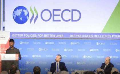 Vice President Yemi Osinbajo at OECD Forum